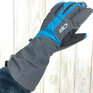 【UNISEX M】アウトドアリサーチ アレート グローブ Arete Gloves ゴアテックス OUTDOOR RESEARCH 74943 ブル|2ndgear-outdoor