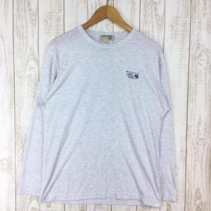マウンテンハードウェア ロングスリーブ ダクロン クイックドライ ヘザー Tシャツ MOUNTAIN HARDWEAR Asian MEN's L グ 2ndgear-outdoor