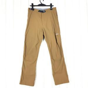 モンベル サニーサイドパンツ MONTBELL 1105428 Asian MEN's S ブラウン系|2ndgear-outdoor
