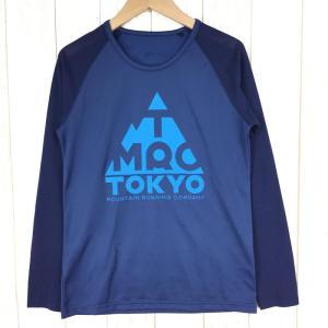 マウンテンマーシャルアーツ TMRC ロゴロングスリーブ Tシャツ MMA TMRC Logo Lomg Sleeve Tee MOUNTAIN MA|2ndgear-outdoor