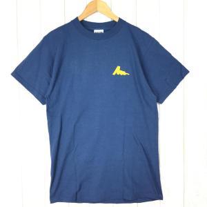 グレゴリー 90s 20周年記念 Tシャツ + ピンバッジ 入手困難 GREGORY International MEN's M ネイビー系|2ndgear-outdoor