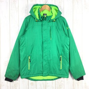 【MEN's M】アンダーアーマー シンセティック インサレーション ジャケット UNDER ARMOUR グリーン系|2ndgear-outdoor