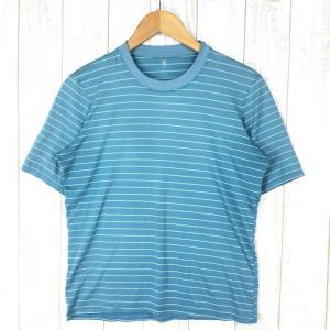 パタゴニア キャプリーン シルクウェイト Tシャツ 2枚セット PATAGONIA 45044 International MEN's S ブルー・グ 2ndgear-outdoor