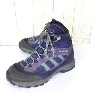 モンベル ティトン ブーツ ウィメンズ ゴアテックス MONTBELL 1129474 WOMEN's US23.5 6.5cm パープル系|2ndgear-outdoor