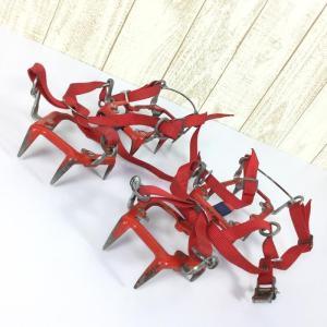 カジタックス TANI 10本爪 アイゼン クランポン KAJITAX レッド系|2ndgear-outdoor