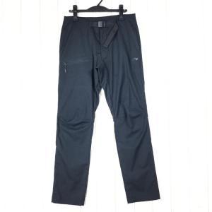 マムート アジリティ スリム パンツ AEGILITY Slim Pants MAMMUT 1022-00270 MEN's M ブラック系|2ndgear-outdoor