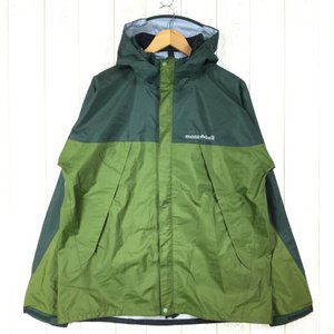 モンベル サンダーパス ジャケット MONTBELL 1128270 Asian MEN's XL グリーン系|2ndgear-outdoor