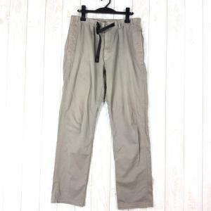 グラミチ ナローパンツ NARROW PANTS ストレッチ クライミングパンツ GRAMICCI 0801-NOJ MEN's L ベージュ系|2ndgear-outdoor