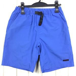 グラミチ シェル ショーツ SHELL SHORTS クライミング ショート パンツ GRAMICCI GMP-15S008 MEN's M ブルー系|2ndgear-outdoor