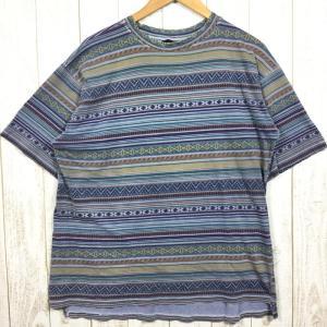 グラミチ 90s ヒーロー ショートスリーブ Tシャツ 旧タグ 希少モデル GRAMICCI International MEN's M グリーン系|2ndgear-outdoor