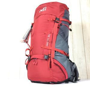 ミレー サースフェー 30+5 SAAS FEE 30+5 バックパック MILLET MIS0640 M 1546 DEEP RED レッド系|2ndgear-outdoor