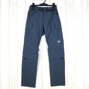 マムート トランスポーター カーゴ 3/4 2イン1 パンツ TRANSPORTER Cargo 3/4 2in1 Pants MAMMUT 1022|2ndgear-outdoor
