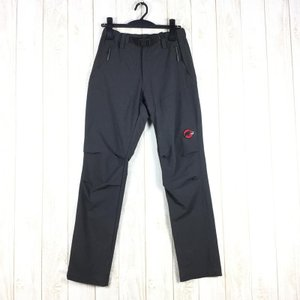 マムート ソフテック トレッカーズ パンツ SOFtech TREKKERS Pants MAMMUT 1020-09760 MEN's XS ブラウ|2ndgear-outdoor