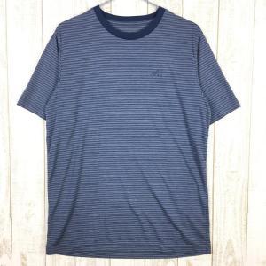 MENs M ミレー アローザ ショートスリーブ Tシャツ AROSA Short-Sleeved T-Shirt 速乾 MILLET MIV0108 2ndgear-outdoor