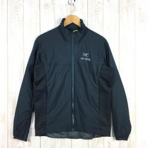 アークテリクス アトム LT ジャケット ATOM LT JACKET ARCTERYX 14645 International MEN's S ブラ 2ndgear-outdoor