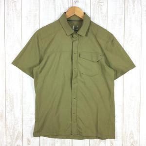 【MEN's S】アークテリクス スカイライン ショートスリーブ シャツ Skyline SS Shirt ARCTERYX 19076 ベージュ系 2ndgear-outdoor