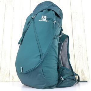 【M/L】サロモン アウト ウィーク 38+6 OUT WEEK 38+6 バックパック SALOMON LC1093600 グリーン系|2ndgear-outdoor