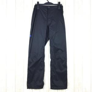 【MEN's S】ファイントラック エバーブレス フォトン パンツ FINETRACK ブラック系 2ndgear-outdoor