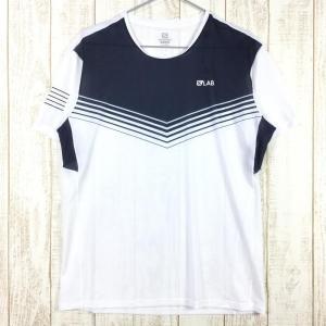 【MEN's M】サロモン エスラボ センス Tシャツ S/LAB SENSE TEE SALOMON ネイビー系|2ndgear-outdoor