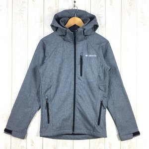 【MEN's XS】コロンビア カスケード リッジ2 ジャケット Cascade Ridge II Jacket ソフトシェル フリース フーディ C|2ndgear-outdoor