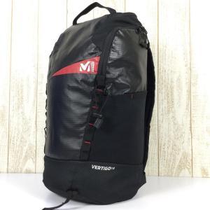 ミレー ヴェルティゴ 18 VERTIGO 18 デイパック バックパック MILLET MIS2095 ブラック系 2ndgear-outdoor