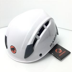 【UNISEX One】マムート スカイウォーカー2 Skywalker 2 山岳 ヘルメット MAMMUT 2220-00050 ホワイト系|2ndgear-outdoor