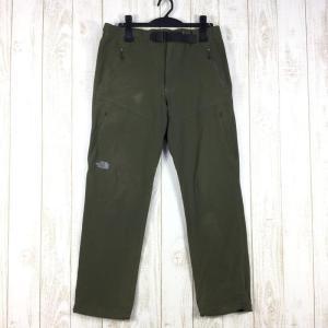 【MEN's M】ノースフェイス ヴァーブ パンツ Verb Pant NORTH FACE NT57013 グリーン系|2ndgear-outdoor