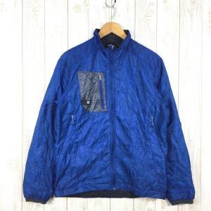 【MEN's L】ファイントラック ポリゴン 2 UL ジャケット FINE TRACK FIM0301 ブルー系 2ndgear-outdoor