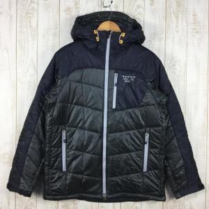 【MEN's M】マウンテンハードウェア ビレイマン ジャケット B' Layman Jacket AirShield Elite Thermal.Q|2ndgear-outdoor