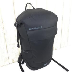 マムート ロッククーリエ 20 SE Rock Courier 20 SE デイパック バックパック MAMMUT 2510-03750 ブラック系|2ndgear-outdoor