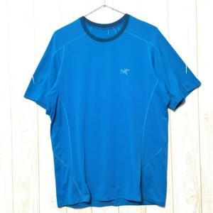 MENs M アークテリクス モータス クルー ショートスリーブ シャツ Motus Crew Short Sleeve Shirt ARCTERYX 2ndgear-outdoor