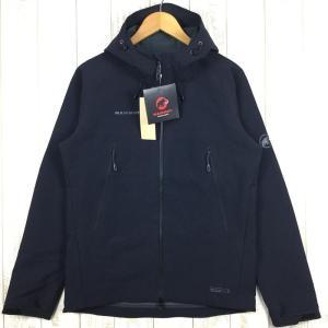 【MEN's M】マムート マサオ ソフトシェル ジャケット Masao SO Jacket MAMMUT 1011-00460 0001 BLACK|2ndgear-outdoor