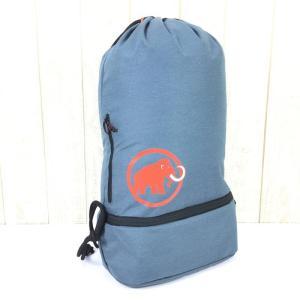 マムート マジック ジム バッグ Magic Gym Bag ナップザック MAMMUT 2290-01000 ブルー系|2ndgear-outdoor