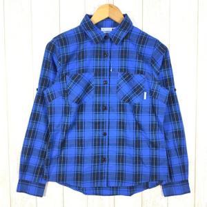 【WOMEN's S】コロンビア パークストレイト ロングスリーブ シャツ Park Strait Long Sleeve Shirt リラックスフィ|2ndgear-outdoor