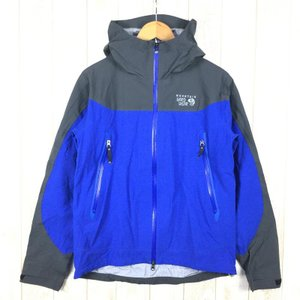 【MEN's M】マウンテンハードウェア コヒージョンジャケットV3 Cohesion Jacket V3 ドライQ MOUNTAIN HARDWEA|2ndgear-outdoor