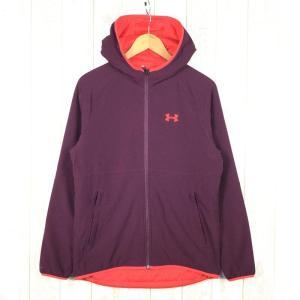 【MEN's M】アンダーアーマー ストーム コールドギア アクティブインサレーション フルジップ フーディ 中綿 ジャケット UNDER ARMOU|2ndgear-outdoor