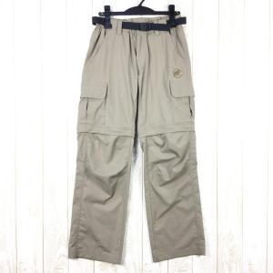 【MEN's XS】マムート クロスオーバー 2in1 パンツ Cross Over 2in1 Pants カットオフ ジップオフ コンバーチブル M|2ndgear-outdoor