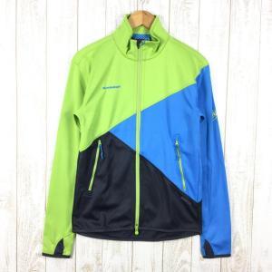 【MEN's S】マムート タスマン ジャケット Tasman Jacket ソフトシェル ジャケット MAMMUT 1010-11890 グリーン系|2ndgear-outdoor