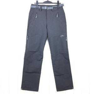 【MEN's 44】マムート バスク パンツ Bask Pants ソフトシェル MAMMUT 1020-05800 ブラック系|2ndgear-outdoor
