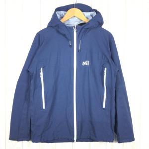 【MEN's M】ミレー ダブルセブン 50000 ストレッチ ジャケット MILLET MIV01223 ネイビー系|2ndgear-outdoor