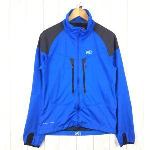 【MEN's M】ミレー スイッチ シールド ジャケット SWITCH SHIELD JACKET MILLET MIV4606 ブルー系 2ndgear-outdoor