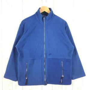 【MEN's S】パタゴニア シンチラ フルジップ ジャケット アメリカ製 PATAGONIA ブルー系|2ndgear-outdoor