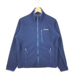 【MEN's S】クラウドベイル フリース ジャケット カナダ製 入手困難 CLOUDVEIL CV05645 ネイビー系|2ndgear-outdoor