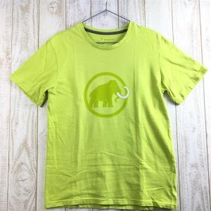 MENs S マムート マムート ロゴ シャツ Mammut Logo-Shirt MAMMUT 1041-02572 グリーン系|2ndgear-outdoor
