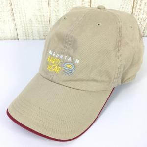 【UNISEX L】マウンテンハードウェア ロゴ キャップ MOUNTAIN HARDWEAR OM3455 ベージュ系|2ndgear-outdoor