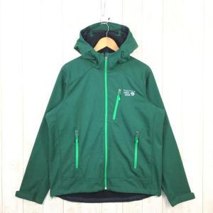 【MEN's L】マウンテンハードウェア プリンシピア ジャケット Principia Jacket ソフトシェル フーディ 生産終了モデル 入手困難|2ndgear-outdoor