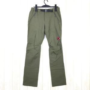 【WOMEN's M】マムート ソフテック トレッカーズ パンツ ウィメンズ SOFtech TREKKERS Pants MAMMUT 1020-0|2ndgear-outdoor