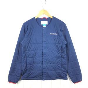 【MEN's M】コロンビア ブリル スプリングス ジャケット Brill Springs Jacket COLUMBIA PM3808 ネイビー系|2ndgear-outdoor