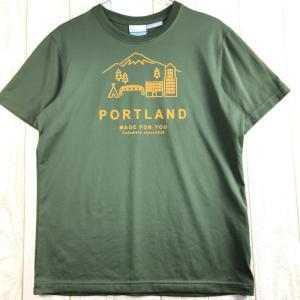 MENs M コロンビア ラスベイ ショートスリーブ Tシャツ TASS BAY SHORT SLEEVED Tシャツ COLUMBIA PM4827|2ndgear-outdoor