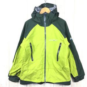 【MEN's L】モンベル アルパイン サーマシェル ジャケット MONTBELL 1102363 グリーン系|2ndgear-outdoor